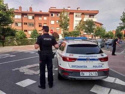Detenido un individuo de 36 años por apuñalar a un hombre en la cabeza en Getxo (Bizkaia)