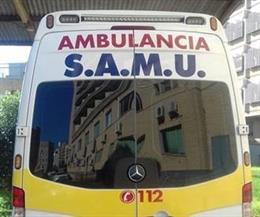 Imagen de archivo de un SAMU.