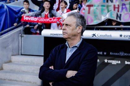 """Caparrós: """"La diferencia entre Betis y Sevilla es la misma que hay entre Sevilla y Barcelona"""""""