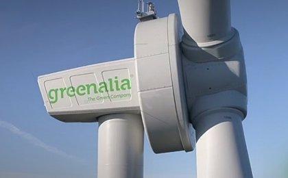 Greenalia impulsa su primer parque eólico marino en Gran Canaria