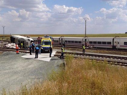 Dos muertos tras arrollar un tren Alvia a un todoterreno en La Hiniesta (Zamora)