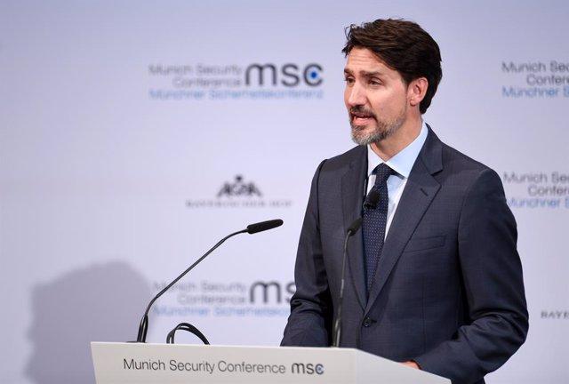 """EEUU.- Trudeau destaca el """"horror y consternación"""" de todos los canadienses por"""