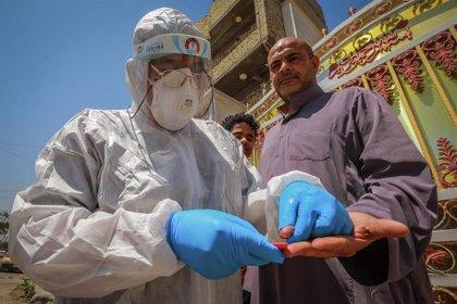 Irak confirma su máximo diario de casos de coronavirus y supera el umbral de los 7.000 contagios