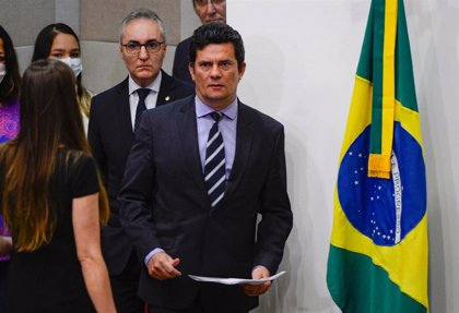 """El exministro Moro, inhabilitado para ejercer de abogado seis meses en Brasil """"por tener información privilegiada"""""""