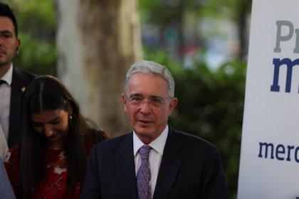 El Supremo de Colombia abre una investigación contra Uribe por su posible relación en las escuchas ilegales