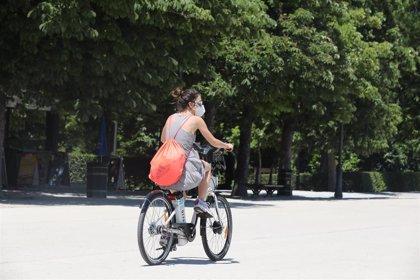 Madrid tendrá 4.800 nuevas bicis eléctricas este verano con autorizaciones temporales