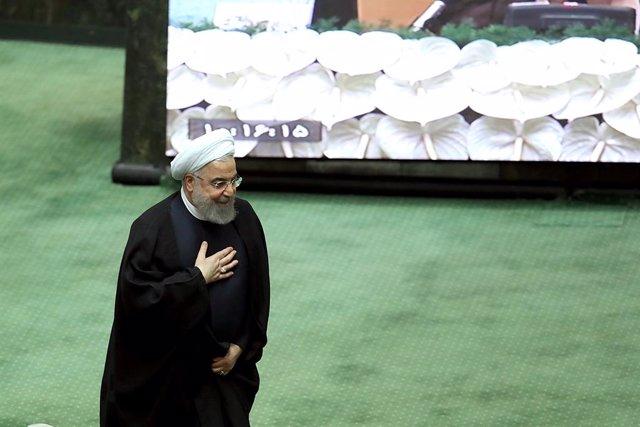 Irán.- Irán confirma el retorno de un científico detenido en Estados Unidos