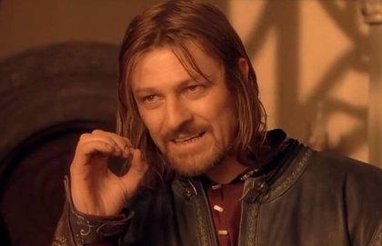 Peter Jackson explica cómo nació el meme de Boromir en El Señor de los Anillos