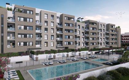 La compraventa de vivienda marcó una caída histórica del 38,3% en abril por el Covid, según los registradores