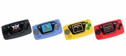 Sega revive su consola portátil Game Gear con una nueva versión en tamaño micro y cuatro colores