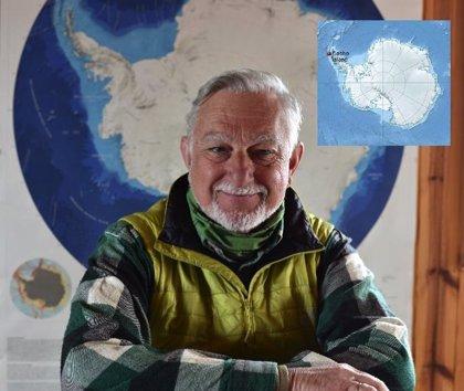 Una isla antártica, bautizada con el nombre del científico español Javier Cacho