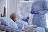 Foto: Fiebre, tos, disnea, astenia y diarrea, principales síntomas en el momento del ingreso hospitalario por Covid-19