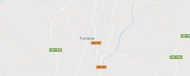 Imagen de Fontanar en Google Maps