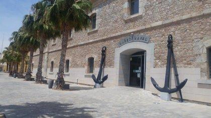 El Museo Naval de Cartagena reabrirá este viernes al público