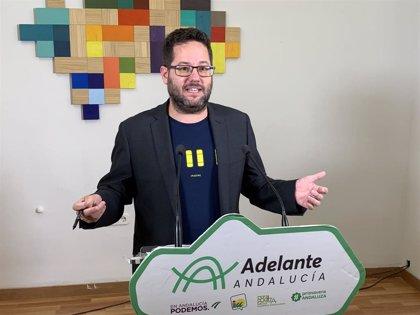 """Portavoz adjunto de Adelante cree que """"habría que echar"""" de España a la monarquía y """"expropiar"""" a la nobleza"""