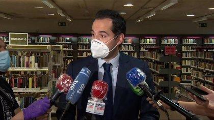 """Aguado cree que Marlaska está intentando """"domesticar a la Guardia Civil"""" para tenerla """"bajo su paraguas político"""""""