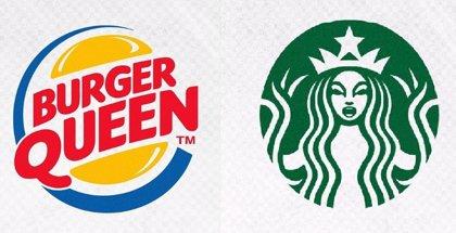 Un artista rediseña los logos de las marcas más conocidas con diferentes estilos