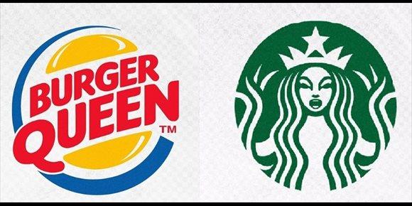 1. Un artista rediseña los logos de las marcas más conocidas con diferentes estilos