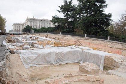 Las obras de Plaza de España y Bailén cumplirán con plazos previstos pese a retrasos por confinamiento