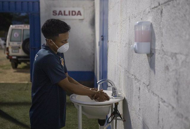 Coronavirus.- El Gobierno de Ortega sitúa por encima de mil los casos de coronav