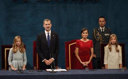 Los Premios Princesa de Asturias galardonan a los sanitarios españoles con el Concordia