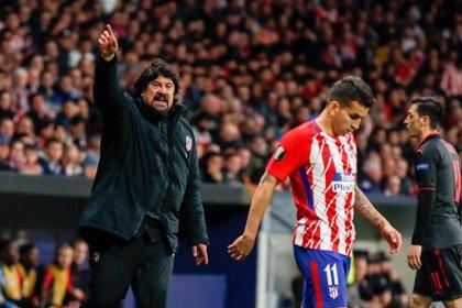 El 'Mono' Burgos abandonará el Atlético a final de temporada