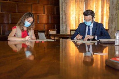 El Ayuntamiento de Zaragoza firma un crédito ICO de más de 36.860.000 euros para financiar sentencias firmes