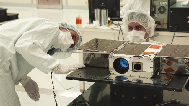 Un CubeSat logra puntería para detectar un exoplaneta a 41 años luz