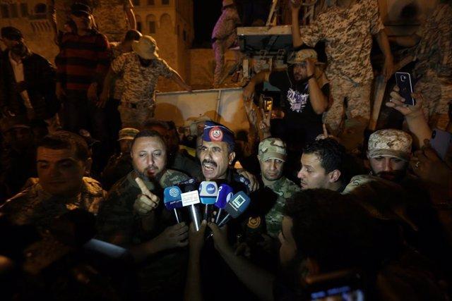 Libia.- Las fuerzas del Gobierno de unidad de Libia matan a 48 militares bajo ma