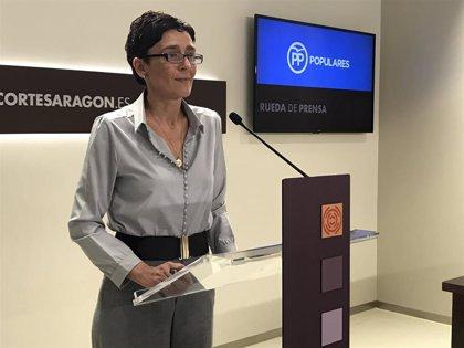 """El PP reclama """"máxima celeridad y transparencia"""" para el nuevo Hospital de Alcañiz"""