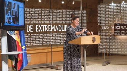 La Junta ampliará el plazo de propuestas de Medallas de Extremadura para facilitar un homenaje a afectados por Covid