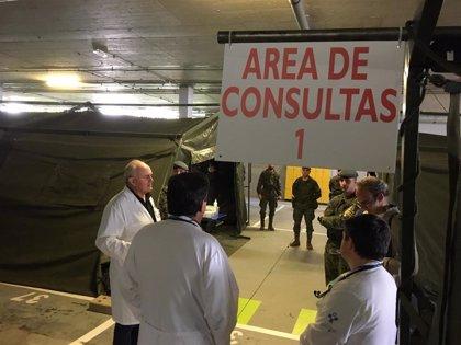 Asturias registra un descenso de casos activos en una jornada sin nuevos fallecidos