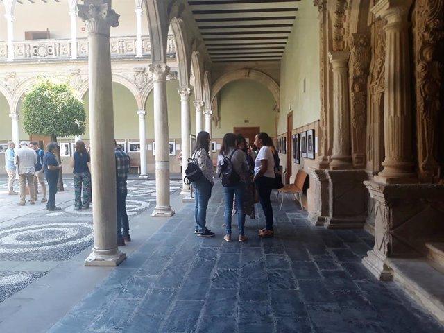 Jaén.- La UNIA oferta desde su sede en Baeza cuatro cursos 'online' destinados a