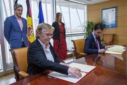 Cultura y el ICAF firman la línea de préstamos para empresas culturales