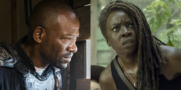 1. The Walking Dead: ¿Sustituirá Morgan a Michonne en la temporada 11?