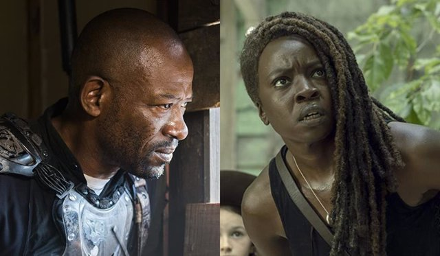 ¿Sustituirá Morgan A Michonne En La Temporada 11 De The Walking Dead?