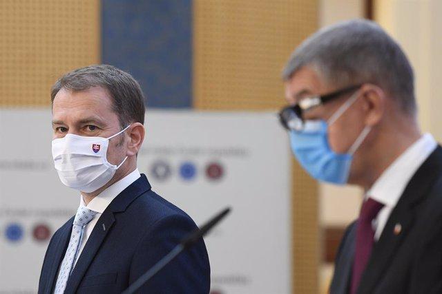 Coronavirus.- Eslovaquia y República Checa reabren su frontera común