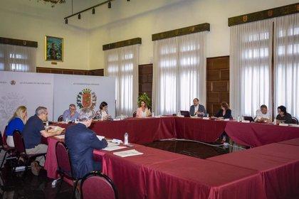La Comisión por el futuro de Zaragoza acuerda 286 medidas con Vox fuera y la abstención de ZeC