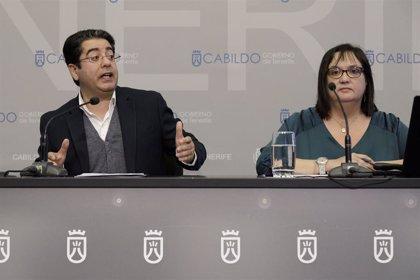 """CC exige la dimisión de Franquet por """"engañar"""" al Pleno del Cabildo de Tenerife y garantizar la continuidad de 'Ansina'"""