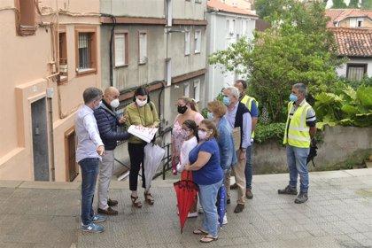 Arrancan las obras de la calle Antonio de Cabezón