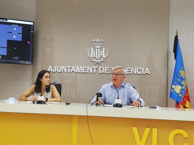 """Valencia.- Ribó destaca la necesidad de """"enseñar a comer a los niños"""" sin """"envia"""