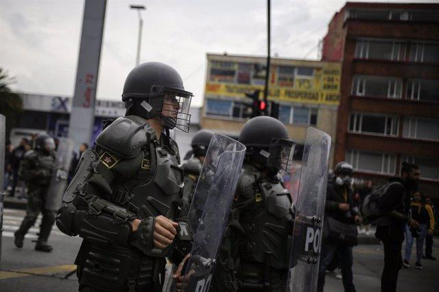 Colombia.- La Fiscalía de Colombia investiga la muerte de un joven afroamericano