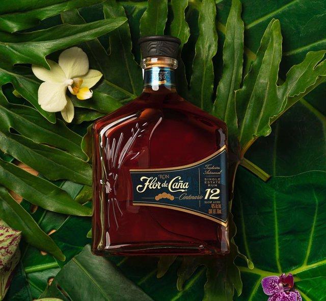 Economía.- El ron Flor de Caña, único destilado del mundo en obtener la certific