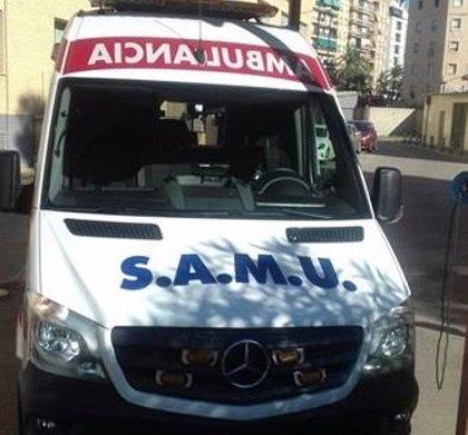 Fallece una persona y otras dos resultan heridas en un accidente de tráfico en Barracas