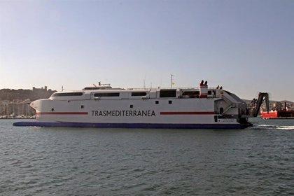 Naviera Armas Trasmediterránea operará dos viajes extraordinarios para repatriar españoles en Marruecos