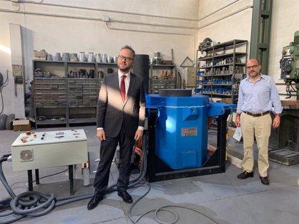 Alú Ibérica anuncia la compra de cuatro hornos, dos para la planta de Avilés y dos para la de A Coruña