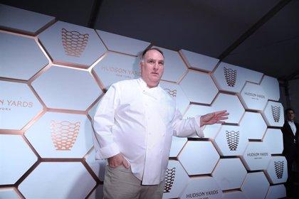 El chef José Andrés propone un Plan Nacional de Emergencia Alimentaria  que garantice alimentos ante emergencias