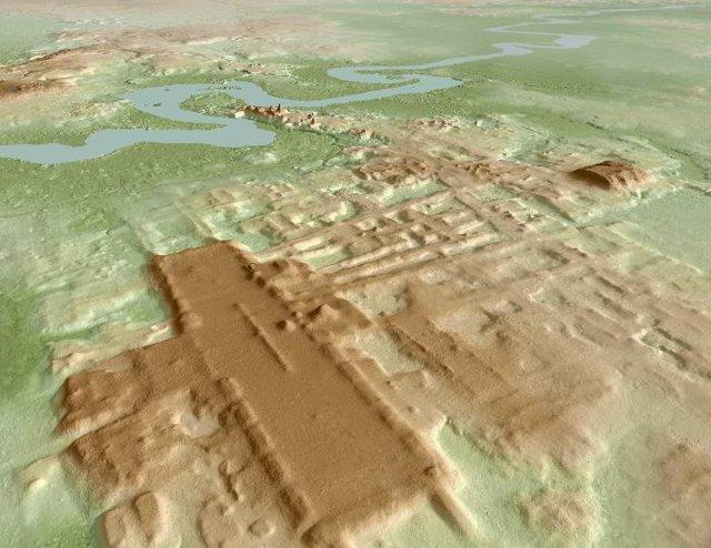 El mayor y más antiguo monumento maya describe una civilización compleja