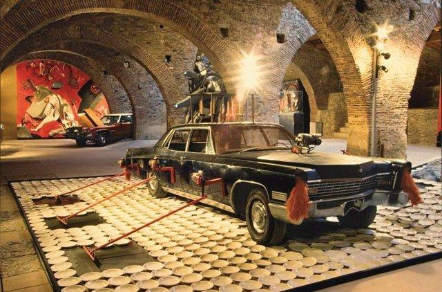 Museo Vostell-Malpartida