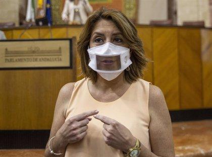 PSOE-A pide a la Junta atender necesidades de personas con discapacidad auditiva con mascarillas transparentes